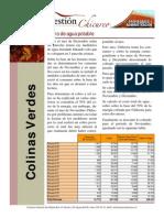 Informativo Enero 2009 Colinas Verdes