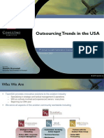 2009-Outsourcing Trends in the USA
