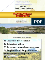 2.1 Ecosistemas
