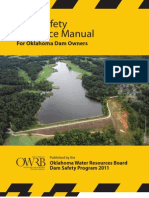 Dam Safety Guidance Manual 2011