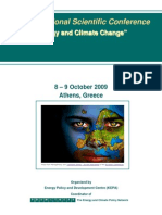 Energy and Climate Change Conference Brochure 1 15-4-2009 090424