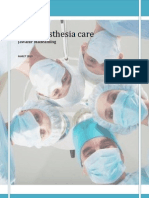 Referat Postanesthesia Care