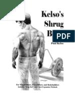 Kelso's Shrug Book