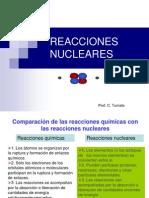 REACCIONES NUCLEARES 2010-1