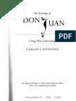 Teachings of Don Juan