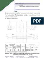 Rede Compacta - Isolador de Ancoragem Polimérico