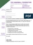 Reftraining Invitation 2011