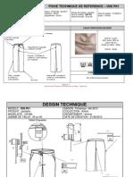 Dossier Technique d'Industrialisation Corrige
