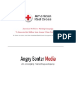 American Red Cross Integrated Marketing Plan