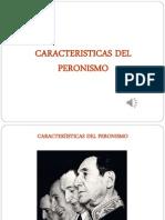 CARACTERISTICAS DE LA ECONOMÍA PERONISTA