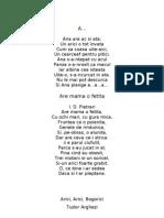 poezie 1