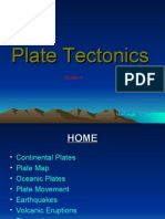 Plate Tectonics by Alex N. Next Page HOME •