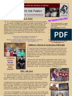 C2F Newsletter June 2013