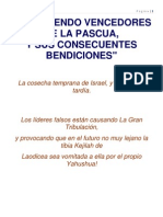 EMERGIENDO VENCEDORES