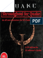 Shroudghoul for Quake Manual
