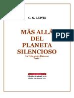 C.S. Lewis Ransom 01 - Mas Alla Del Planeta Silencioso