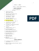Cuentos propuestos Guión II 2013