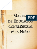 Manual de Educacion Contrasexual