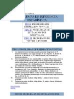Problemas de inferencia estadística.doc