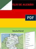 Portfolio de Alemao 3 Periodo