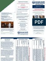 SEEP College Brochure 2013