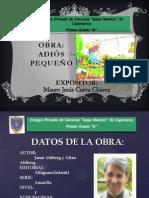 OBRA Mauro Exposicion