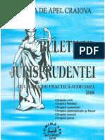 Culegere de Practica Judiciara - 2008