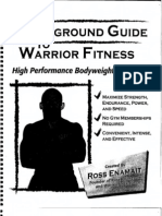 Bodyweight-Underground Guide to Warrior Fitness -EnAMIT