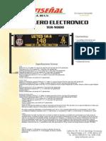 tablero electronico TER9000