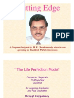 Competency Development Program Cutting Edge - Chandramowly