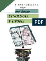 Etnologia. Gustavo Bueno