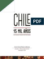 Catalogo Expo 15 Mil Chile Precolombino