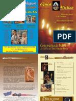 Santeria Milagrosa - Tarot Caracolas, Metodo Adivinatorio