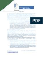 Boletín Ceca Argentina Junio 2013