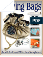 136726322 Sewing Bags Tutorials Youll Love 10 Free Purse Sewing Patterns