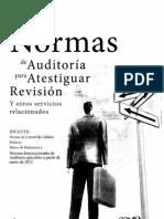 Normas de Auditoria 2012