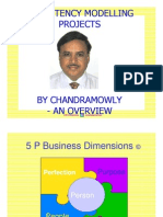 Competency Modelling Projects Overview - Chandramowly