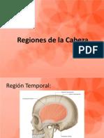 Regiones de La Cabeza