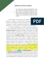 Filosofia Sociologia y Politica Upel 2011