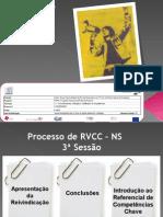 3ª sessão de reconhecimento de competencias do processo de rvcc