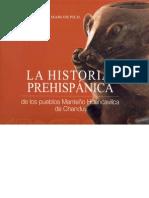 La Historia Prehispanica de los pueblos Manteño Huancavilca de Chanduy