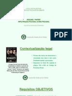 Apresentação - CICLO DE PALESTRAS 1 revisao 1