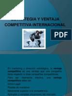 Ventaja Competitiva de Michael Porter (1)