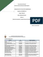 Programa de Informatica II en Competencias 2012-2013