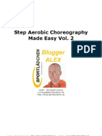 Step Aerobic Choreography Made Easy Vol. 2