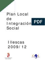 Plan Local de Integración Social . Illescas 2009-12