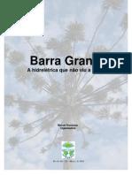 Barra Grande_a hidrelétrica que não viu floresta