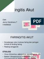 Faringitis Akut