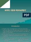OM Week 10 Supply Chain Management