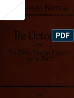 The Octopus or Devil Fish of Fiction and of Fact